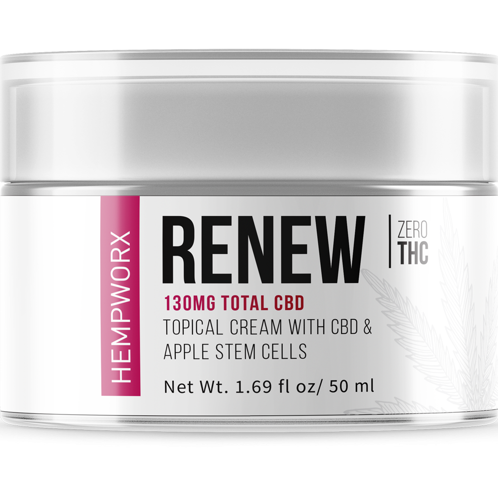Hempworx Renew Cream